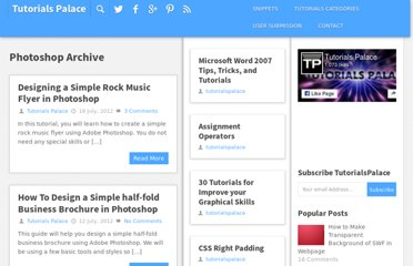 http://www.tutorialspalace.com/category/adobe/photoshop/page/2/