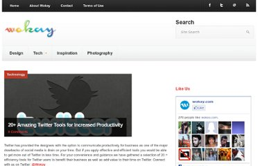 http://www.wokay.com/technology/20-amazing-twitter-tools-for-increased-productivity-63454.html