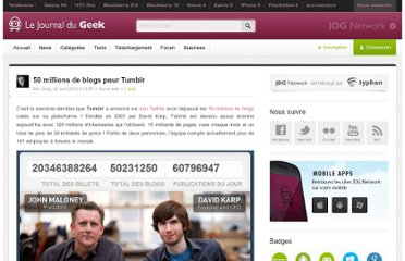 http://www.journaldugeek.com/2012/04/02/50-millions-de-blogs-pour-tumblr/