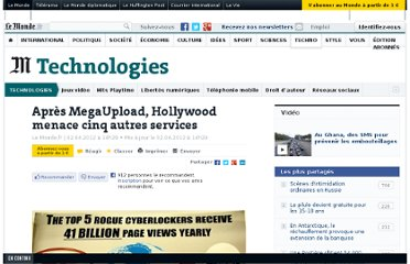 http://www.lemonde.fr/technologies/article/2012/04/02/apres-megaupload-hollywood-menace-cinq-autres-services_1679019_651865.html#xtor=RSS-3208