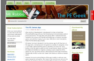 http://thepegeek.com/2012/03/30/the-pe-games-app/