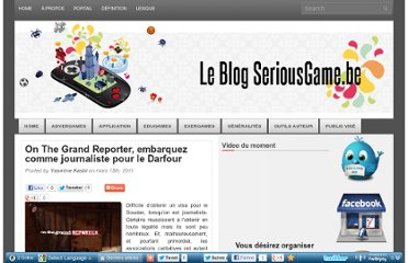 http://blog.seriousgame.be/on-the-grand-reporter-embarquez-comme-journaliste-pour-le-darfour