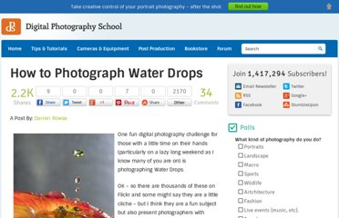 http://digital-photography-school.com/how-to-photography-water-drops