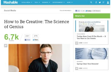 http://mashable.com/2012/04/02/creativity-jonah-lehrer-imagine/