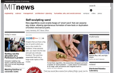 http://web.mit.edu/newsoffice/2012/smart-robotic-sand-0402.html