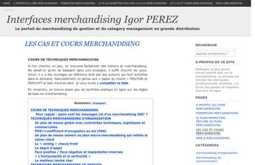 http://www.interfacesmerchandising.fr/merchandising-cours-formation