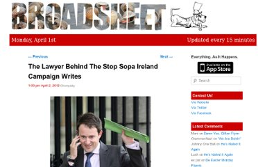 http://www.broadsheet.ie/2012/04/02/the-lawyer-behind-the-stop-sopa-ireland-campaign-writes/