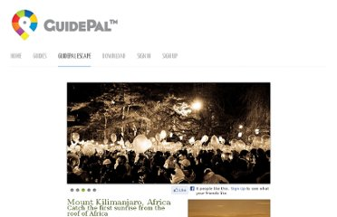 http://guidepal.com/TravelMag.aspx?newsletter=3&article=15