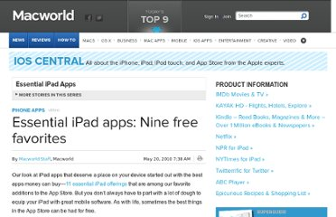 http://www.macworld.com/article/1151301/9_essential_ipad_apps_free.html