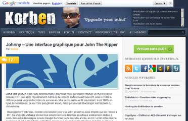 http://korben.info/johnny-john-the-ripper.html