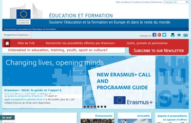 http://ec.europa.eu/education/index_fr.htm