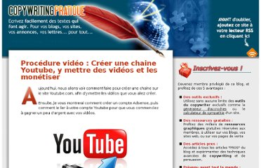 http://www.copywriting-pratique.com/procedure-video-creer-une-chaine-youtube-y-mettre-des-videos-et-les-monetiser
