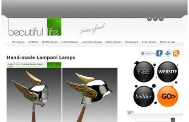 http://www.beautifullife.info/industrial-design/hand-made-lamponi-lamps/