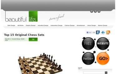 http://www.beautifullife.info/industrial-design/top-15-original-chess-sets/