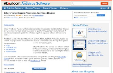 http://antivirus.about.com/od/macantivirusreviews/fr/Intego-Virusbarrier-Plus-Mac-Antivirus-Review.htm