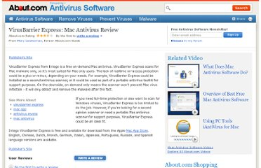 http://antivirus.about.com/od/macantivirusreviews/fr/Virusbarrier-Express-Mac-Antivirus-Review.htm