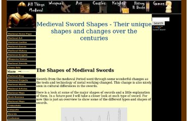 http://medieval.stormthecastle.com/sword-shapes-over-the-centuries.htm