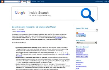 http://insidesearch.blogspot.com/2012/04/search-quality-highlights-50-changes.html