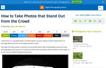 http://digital-photography-school.com/how-to-take-photos-that-stand-out-from-the-crowd