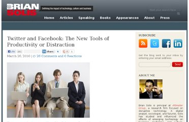 http://www.briansolis.com/2010/03/twitter-and-facebook-the-new-tools-of-productivity-or-distraction/