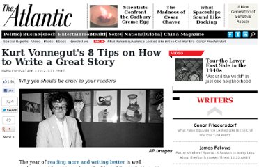 http://www.theatlantic.com/entertainment/archive/2012/04/kurt-vonneguts-8-tips-on-how-to-write-a-great-story/255401/