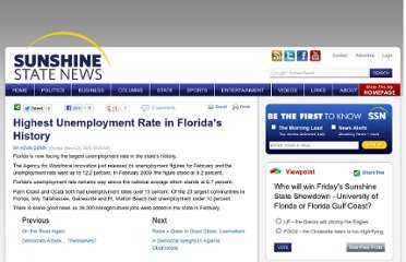 http://www.sunshinestatenews.com/blog/highest-unemployment-rate-floridas-history