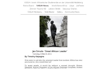http://www.vasuh.org/vasuh./VASUH_News./Entries/2011/3/8_Jan_Smuts-_Great_African_Leader.html