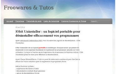 http://freewares-tutos.blogspot.com/2012/04/iobit-uninstaller-un-logiciel-portable.html
