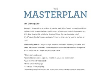 http://themasterplan.in/tma/
