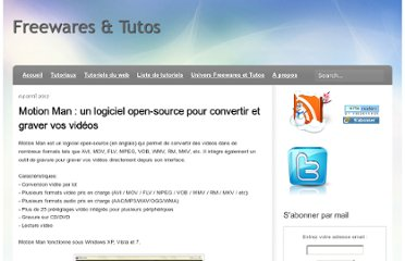 http://freewares-tutos.blogspot.com/2012/04/motion-man-un-logiciel-open-source-pour.html