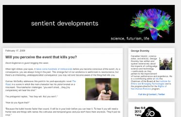 http://www.sentientdevelopments.com/2009/02/will-you-perceive-event-that-kills-you.html