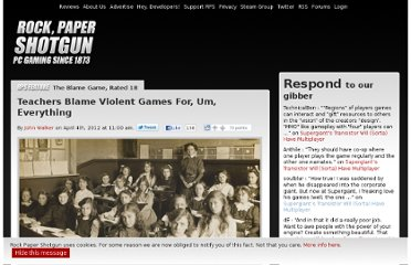http://www.rockpapershotgun.com/2012/04/04/teachers-blame-violent-games-for-um-everything/