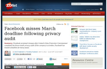 http://www.zdnet.com/blog/facebook/facebook-misses-march-deadline-following-privacy-audit/11360