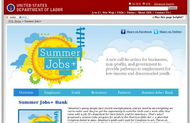 http://www.dol.gov/SummerJobs/