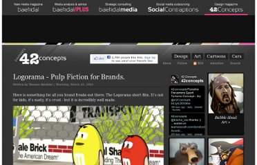 http://www.baekdal.com/design/movies/logorama-pulp-fiction-for-brands/