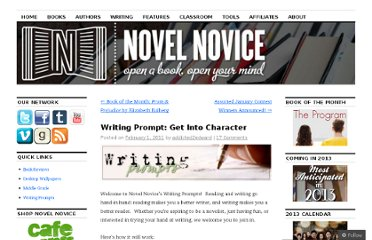 http://novelnovice.com/2011/02/01/writing-prompt-get-into-character/