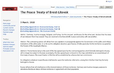 http://wwi.lib.byu.edu/index.php/The_Peace_Treaty_of_Brest-Litovsk