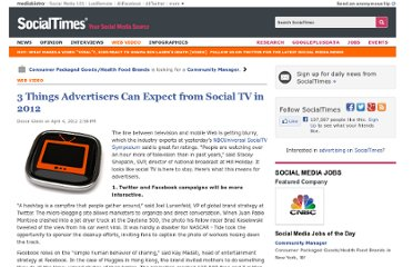 http://socialtimes.com/3-things-advertisers-can-expect-from-social-tv-in-2012_b93416