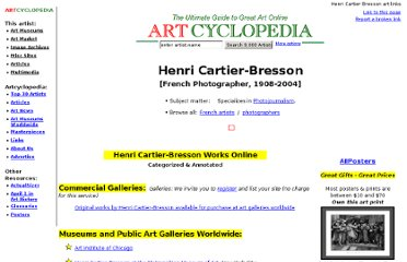 http://www.artcyclopedia.com/artists/cartier-bresson_henri.html