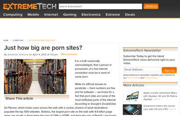 http://www.extremetech.com/computing/123929-just-how-big-are-porn-sites