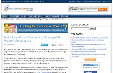 http://www.foreclosuredataonline.com/blog/foreclosure/use-ownership-strategy-prevent-foreclosure/