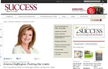 http://www.success.com/articles/1184-arianna-huffington-pushing-the-limits