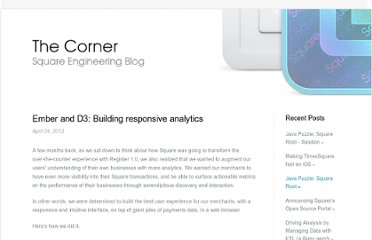 http://corner.squareup.com/2012/04/building-analytics.html