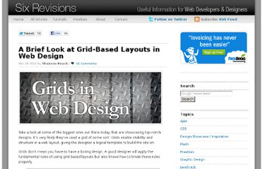 http://sixrevisions.com/web_design/a-brief-look-at-grid-based-layouts-in-web-design/