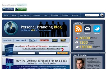 http://www.personalbrandingblog.com/50-tips-to-brand-yourself-online/