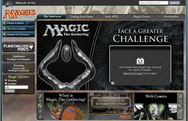 http://www.wizards.com/Magic/Multiverse/