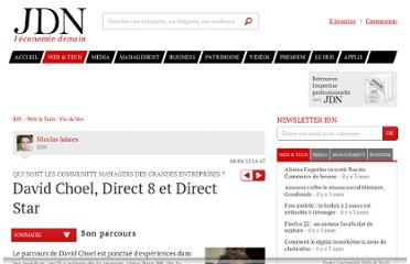 http://www.journaldunet.com/ebusiness/le-net/community-managers-des-grandes-entreprises/direct-8-et-direct-star.shtml