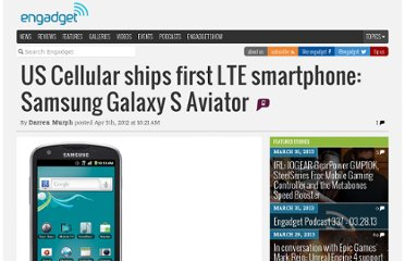 http://www.engadget.com/2012/04/05/us-cellular-galaxy-s-aviator-lte-now-shipping-price-details/