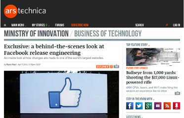 http://arstechnica.com/business/news/2012/04/exclusive-a-behind-the-scenes-look-at-facebook-release-engineering.ars