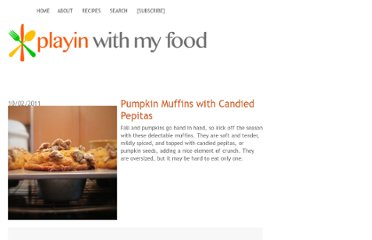 http://playinwithmyfood.com/2011/10/02/pumpkin-muffins-with-candied-pepitas/